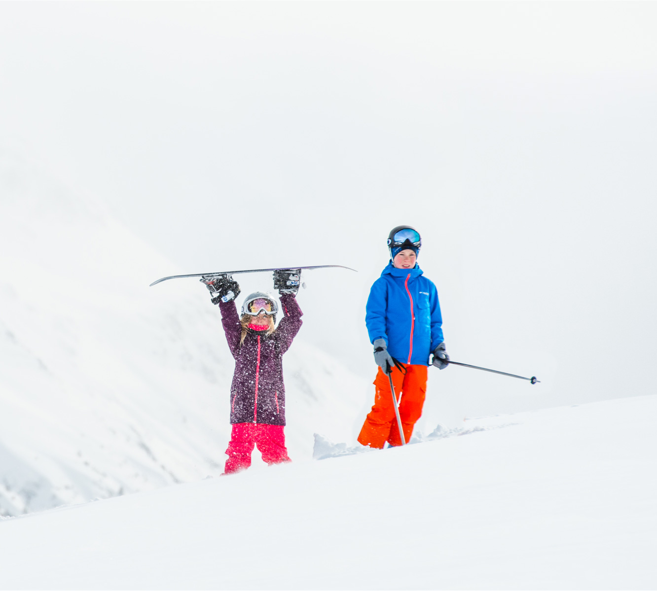 RIGHT SKI CLOTHES FOR KIDS
