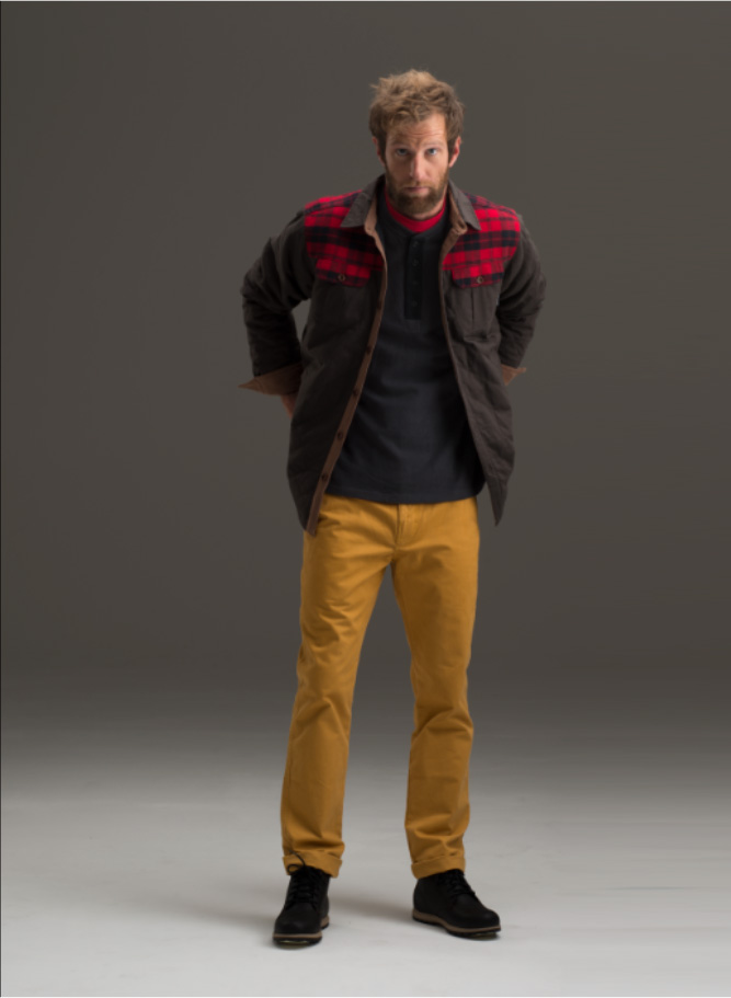 Columbia casual clothing collection - 2